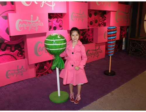 My Visit to Candytopia